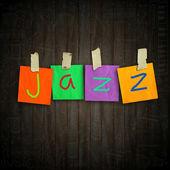 ジャズ — ストック写真