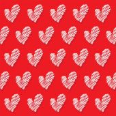 Love theme wallpaper — Stock Vector