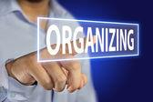 Organizing Concept — Stock Photo
