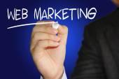 Web marketing — Stock fotografie