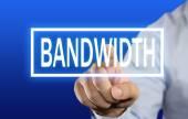 Bandwidth Concept — Stock Photo