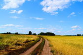 Agriculture Altaya — Stock Photo