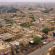 View of the town from Jaisalmer Fort, India — Stock Photo #54848797