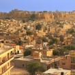 View of Jaisalmer fort and the city, India — Stock Photo #54863445