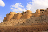 Jaisalmer fort in Rajasthan, India — Foto de Stock