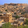 View of Jaisalmer fort and the city, India — Stock Photo #54933427