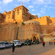 Jaisalmer fort in Rajasthan, India — Stock Photo #56093271