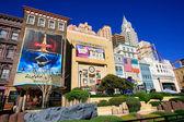 New York - New York hotel and casino, Las Vegas Nevada — Stock Photo