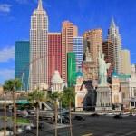 New York - New York hotel and casino, Las Vegas Nevada — Stock Photo #64642201