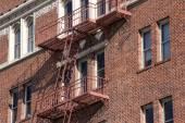 Nahaufnahme von Appartementhaus in Reno, Nevada — Stockfoto