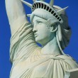 Close up of Replica of Statue of Liberty, New York - New York ho — Stock Photo #66907823
