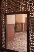 Interior of Humayun's Tomb, Delhi, India — Stock Photo