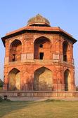 Humayuns private library, Purana Qila, New Delhi, India — Stock Photo