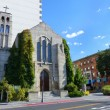 Постер, плакат: First United Methodist Church in Reno Nevada