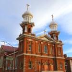 St Thomas Aquinas Cathedral in Reno, Nevada — Stock Photo #68535139