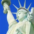 Close up of Replica of Statue of Liberty, New York - New York ho — Stock Photo #68807569