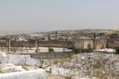 ユダヤ人の墓地 — ストック写真