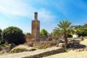 The Chellah in Rabat — Stock Photo