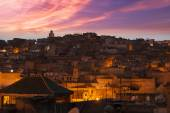 Sunset in Fes — Stock fotografie