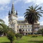 Europe square in the center of Batumi — Stock Photo #79484502