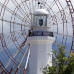 The Lighthouse at night, Georgia — Stock Photo #79484722