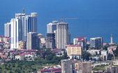 Panorama of Batumi, Georgia — Stock Photo