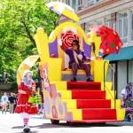 Portland Grand Floral Parade 2014 — Stock Photo #64569449