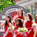 Portland Grand Floral Parade 2014 — Stock Photo #64569501