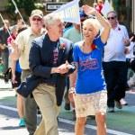 Portland Grand Floral Parade 2014 — Stock Photo #64569583