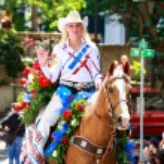 Portland Grand Floral Parade 2014 — Stock Photo #64569587