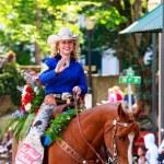Portland Grand Floral Parade 2014 — Stock Photo #64569761