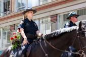 Gran desfile floral Portland 2014 — Foto de Stock