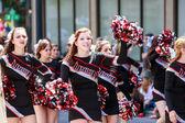 Portland Grand Floral Parade 2014 — Stock Photo
