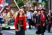 Portland Grand Floral Parade 2014 — Stock Photo