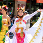 Portland Grand Floral Parade 2014 — Stock Photo #64570285