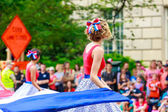 National Independence Day Parade 2015 — Stock Photo