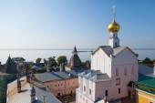 The Kremlin in the city of Rostov Veliky — Stock Photo