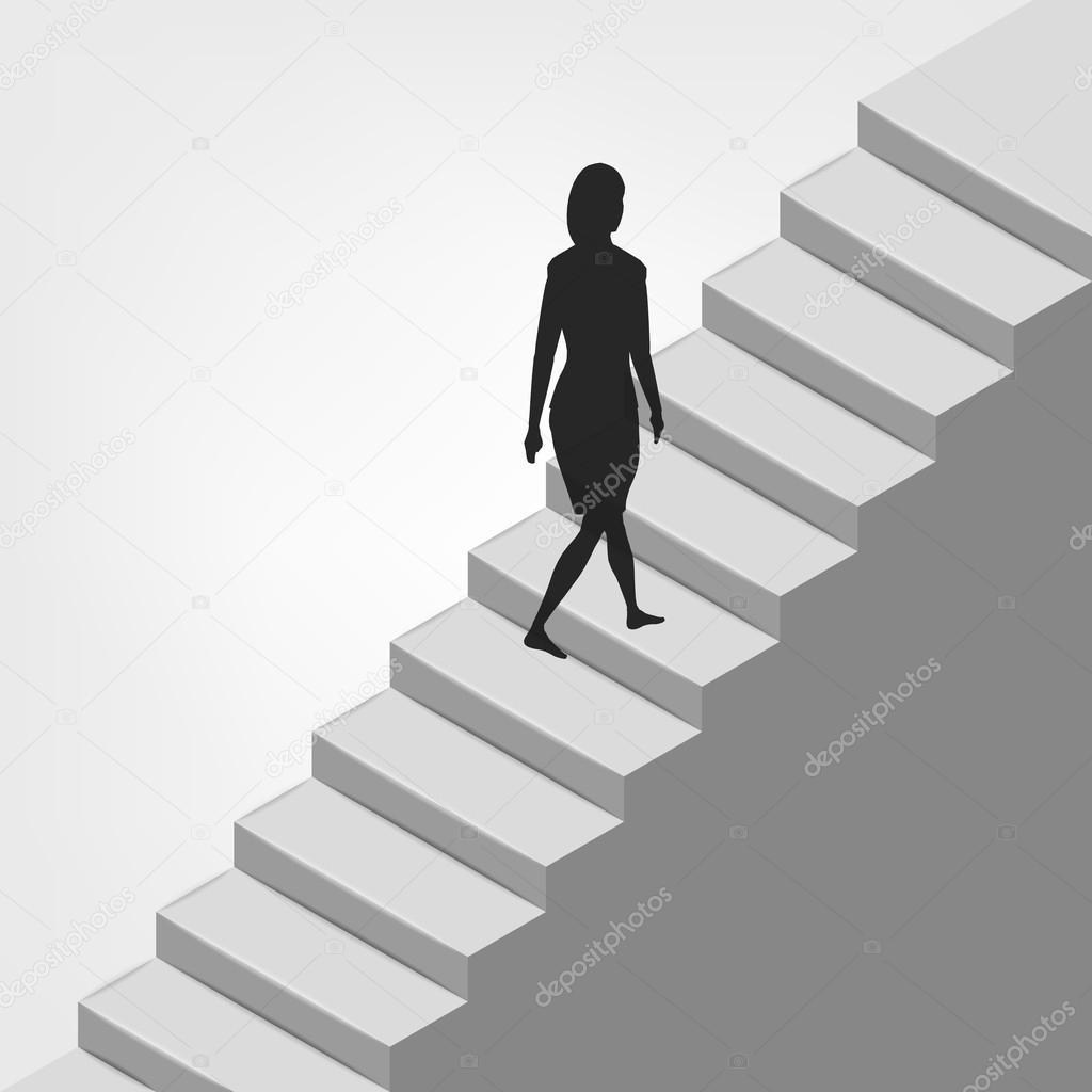image Subiendo escaleras en periferico