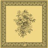 Ilustración floral — Foto de Stock