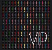 Karta Vip — Zdjęcie stockowe