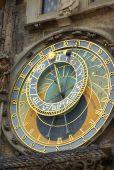 Astronomisch uurwerk van Praag (orloj) in de oude stad van Praag — Stockfoto