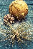 New year's samenstelling — Stockfoto