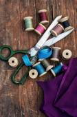 Set of threads — Stock Photo
