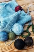 Knitting — Stock Photo