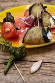 Insalata vegetariana — Foto Stock