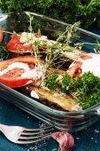 Ensalada vegetariana — Foto de Stock