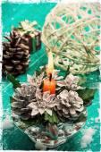 Christmas card — Стоковое фото