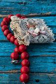Vintage jewelry women jewelry — Stock Photo