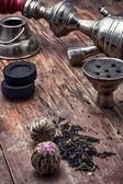 Shisha and accessories  — Stock Photo