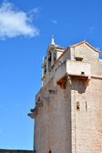 Vrboska church fortress detail — Stock Photo